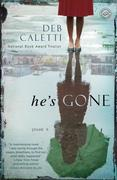 eBook:  He's Gone: A Novel