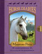 eBook:  Horse Diaries 4: Maestoso Petra