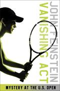 eBook:  Vanishing Act: Mystery at the U.S. Open (The Sports Beat, 2)