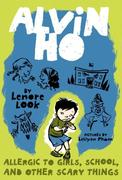 eBook:  Alvin Ho: Allergic to Girls, School, and Other Scary Things