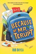 eBook: Because of Mr. Terupt