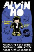 eBook:  Alvin Ho: Allergic to Dead Bodies, Funerals, and Other Fatal Circumstances