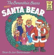eBook: The Berenstain Bears Meet Santa Bear