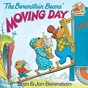 eBook: The Berenstain Bears' Moving Day