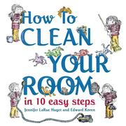 eBook: How to Clean Your Room in 10 Easy Steps