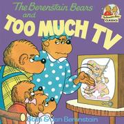eBook: The Berenstain Bears and Too Much TV