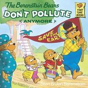 eBook: The Berenstain Bears Don't Pollute (Anymore)