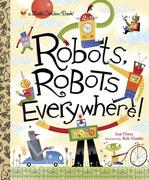 eBook: Robots, Robots Everywhere