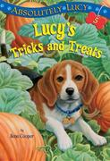 eBook:  Absolutely Lucy 5: Lucy's Tricks and Treats