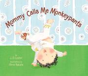 eBook: Mommy Calls Me Monkeypants
