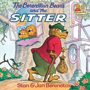 eBook: The Berenstain Bears and the Sitter