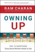 eBook: Owning Up