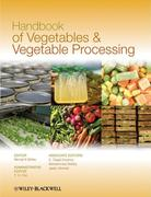 eBook: Handbook of Vegetables and Vegetable Processing