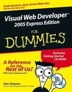 Alan Simpson: Visual Web Developer 2005 Express...