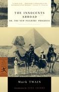 eBook: Innocents Abroad