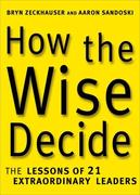 eBook: How the Wise Decide