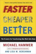 eBook: Faster Cheaper Better