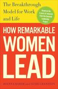 eBook: How Remarkable Women Lead