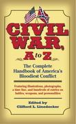 eBook: Civil War, A to Z