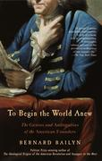 eBook: To Begin the World Anew