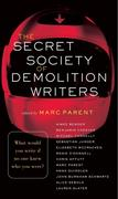 eBook: The Secret Society of Demolition Writers