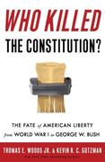 eBook: Who Killed the Constitution?