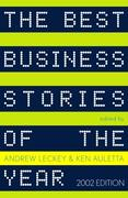 eBook:  The Best Business Stories of the Year: 2002 Edition