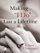eBook: Making I Do Last a Lifetime