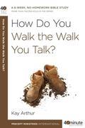 eBook: How Do You Walk the Walk You Talk?