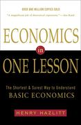 eBook: Economics in One Lesson