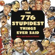 eBook: 776 Stupidest Things Ever Said