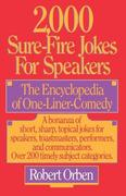 eBook: 2,000 Sure-Fire Jokes for Speakers