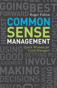eBook: Common Sense Management