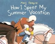 eBook: How I Spent My Summer Vacation