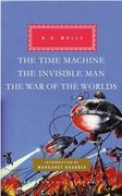 eBook: The Time Machine, The Invisible Man, The War of the Worlds