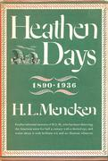 eBook: Heathen Days