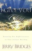 eBook: I Give You Glory, O God