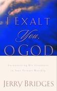eBook: I Exalt You, O God
