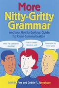 eBook: More Nitty-Gritty Grammar