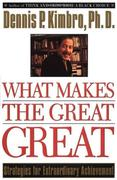 eBook: What Makes the Great Great