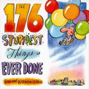 eBook: The 176 Stupidest Things Ever Done