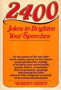 eBook: 2400 Jokes to Brighten Your Speeches