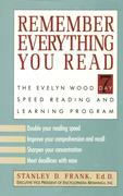 eBook: Remember Everything You Read
