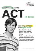 eBook: Crash Course for the ACT, 4th Edition