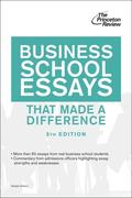 eBook: Business School Essays that Made a Difference, 5th Edition