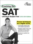 eBook: Cracking the SAT Literature Subject Test, 2013-2014 Edition