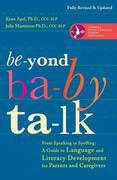 eBook: Beyond Baby Talk