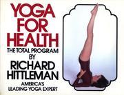 eBook: Yoga for Health