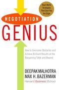 eBook: Negotiation Genius