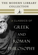 eBook: The Modern Library Collection of Greek and Roman Philosophy 3-Book Bundle